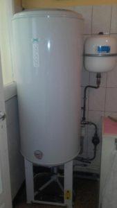 chauffe-eau électrique - 150L